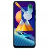 Samsung Galaxy M11 32 GB Mavi Cep Telefonu (Samsung Türkiye Garantili)