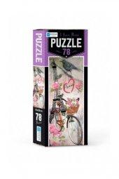 I Love Paris 78 Parça Mini Puzzle