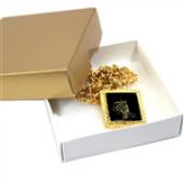 Tuğra Gold Zincir Kolye-5