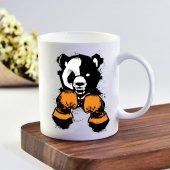 Ekupam Boksör Panda Baskı Kupa Bardak