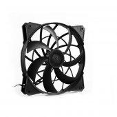Coolermaster 18cm Ra Fan 18025 3p Siyah Kasa...