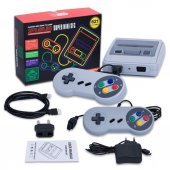 Süper Atari 621 Oyun 8 Bit Snes Oyunları Hdmı İle Kolay Bağlantı
