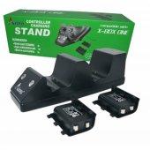 X Box One Şarj Standı + Şarjlı Pil Axcess