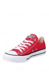 Converse Converse Chuck Taylor All Star Unisex Kırmızı Kısa Sneaker (M9696C)-3