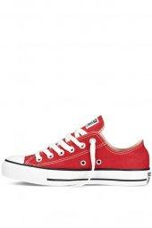 Converse Converse Chuck Taylor All Star Unisex Kırmızı Kısa Sneaker (M9696C)-7