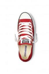 Converse Converse Chuck Taylor All Star Unisex Kırmızı Kısa Sneaker (M9696C)-10