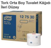 Tork 127530 Çift Rulo Tuvalet Kağıdı 100 Metre...