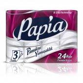 Papia Üç Katlı Tuvalet Kağıdı 3 X 24 Rulo