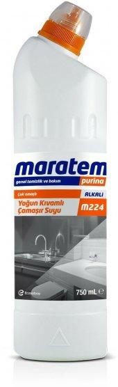 Maratem M224 Yoğun Kıvamlı Çamaşır Suyu 750 Ml...