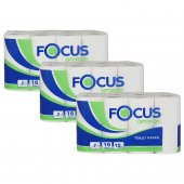 Focus Optimum Çift Katlı Tuvalet Kağıdı 3 X 16...