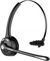 Mpow H15 Pro Bt Kulak Üstü Kulaklık Siyah Bh015bs