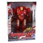 Avengers Hareket Edebilen Sesli Işıklı Hulk Buster
