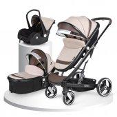 Huggy Revo 5 İn 1 Travel Bebek Arabası-2