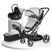 Huggy Revo 5 İn 1 Travel Bebek Arabası-3