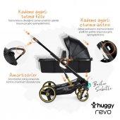 Huggy Revo 5 İn 1 Travel Bebek Arabası-4