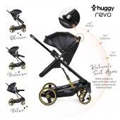 Huggy Revo 5 İn 1 Travel Bebek Arabası-6