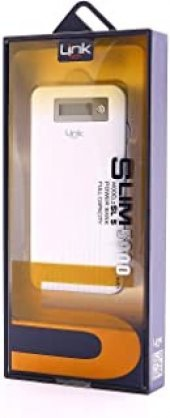 Linktech 5.000 Mah Slim Powerbank St5