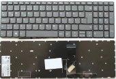 Lenovo 5cb0r16670 Notebook Klavye Füme