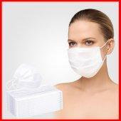 Cerrahi Maske 3 Katlı Telli 100 Adet