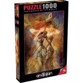 1000 Parça Esin Kaynağı Puzzle
