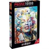 1000 Parça Marliyn Iı Puzzle
