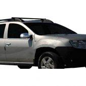 Dacia Duster Cam Çıtası 4 Parça Paslanmaz Çelik 2010 Üzeri Modeller