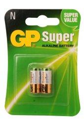 Gp Gp910a Super Alkalin 2x Lr1 1 2aa Yarım Kalem Pil