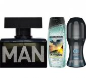 Avon Avon Man 3lü Erkek Set