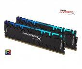 Kingston Hyperx Predator Rgb 16gb (2x8) 3200mhz Ddr4 Hx432c16pb3ak2 16 Gaming Bellek