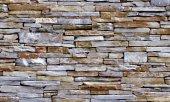 Elemantel 42006 3 Gerçekçi Yassı Taş Duvar Kağıdı