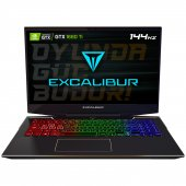 Excalibur G900.1075 Ahl0r Intel 10.nesil İ7...