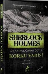 Ren Kitap Sherlock Holmes - Korku Vadisi Sir Arthur Conan Doyle