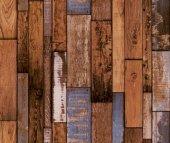 Elemental 42007 1 Ahşap Desenli Duvar Kağıdı