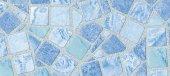 Gekkofix 10201 Mozaik Desen Kendinden Yapışkanlı Folyo