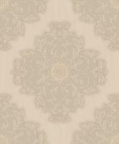 Cariati J471-07 Klasik Damask Model Duvar Kağıdı
