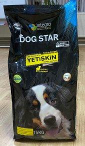 Dog Star Kuzu Etli Pirinçli Köpek Maması 15 Kg...
