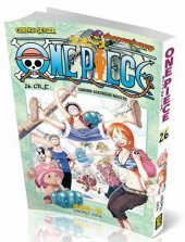 One Piece 26. Cilt Tanrının Adasındaki Macera