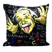 Einstein E Mc2 Yastık