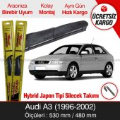 Audi A3 Silecek Takımı (1996 2002) İnwells...