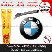 Bmw 3 Serisi E36 Kasa Silecek Takımı (1991...
