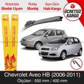 Chevrolet Aveo Hatchback Silecek Takımı (2006...