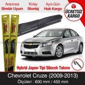 Chevrolet Cruze Silecek Takımı (2009-2013) İnwells Hybrid Hibrit