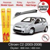 Citroen C2 Silecek Takımı (2003 2008) İnwells...