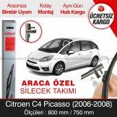 Citroen C4 Picasso Silecek Takımı (2006 2008)...