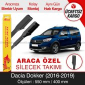 Dacia Dokker Silecek Takımı (2016 2019) İnwells...