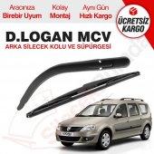 Dacia Logan Mcv Arka Silecek Kolu Ve Süpürgesi...