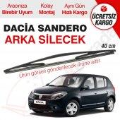 Dacia Sandero Arka Silecek (2008 2012)