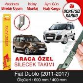 Fiat Doblo Silecek Takımı (2011 2017) İnwells...