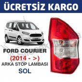 Ford Courier Arka Stop Lambası - Sol (2014 - 2019)