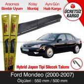 Ford Mondeo Silecek Takımı (2000 2007) İnwells...